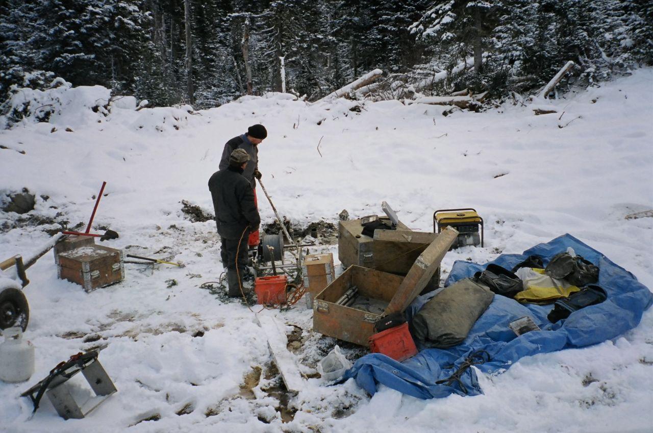 EM surveying in Canada 2