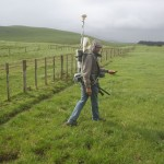 Ground magnetic surveying
