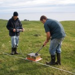 GPR surveying in New Zealand