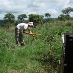 Field work in Tanzania 1