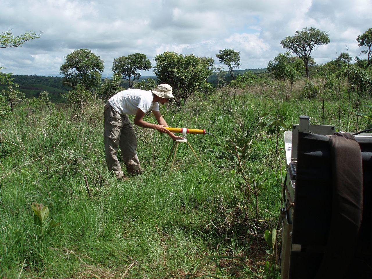 Field work in Tanzania 1